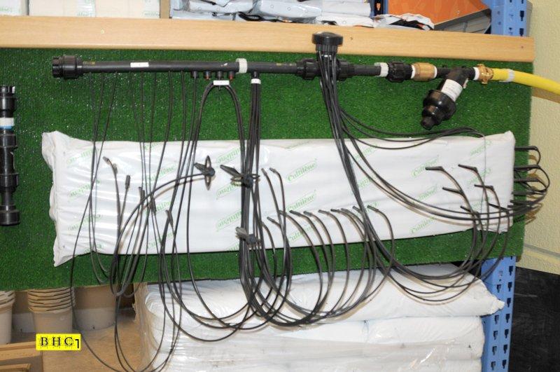 Araignée d'irrigation