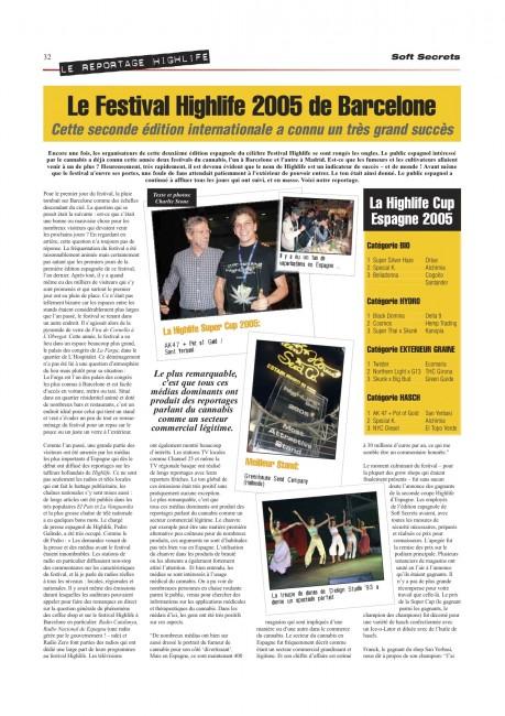 NL x Apollo G13 - Highlife 2005 Barcelone