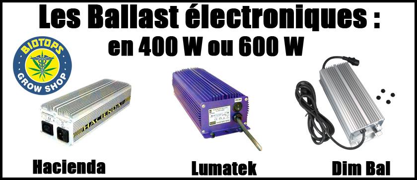 Ballast-elec