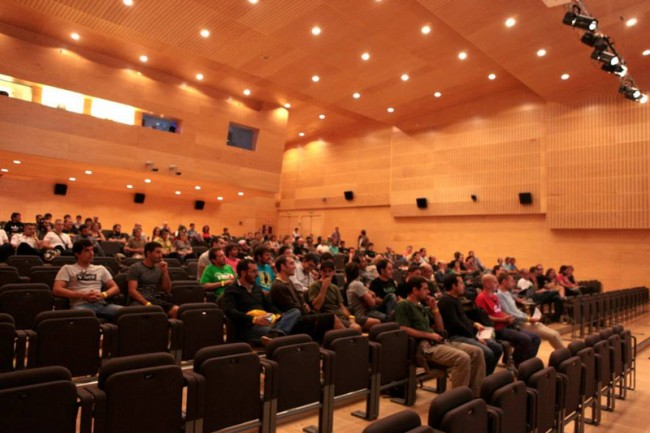 Expogrow Salle de conférence cannabique