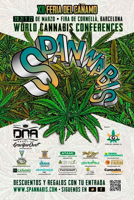 12ème édition du salon du cannabis de Feria de Cañamo