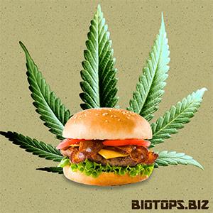 le cannabis donne faim