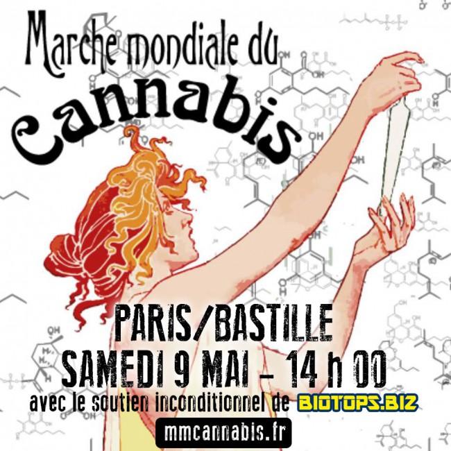 dépénalisation du cannabis
