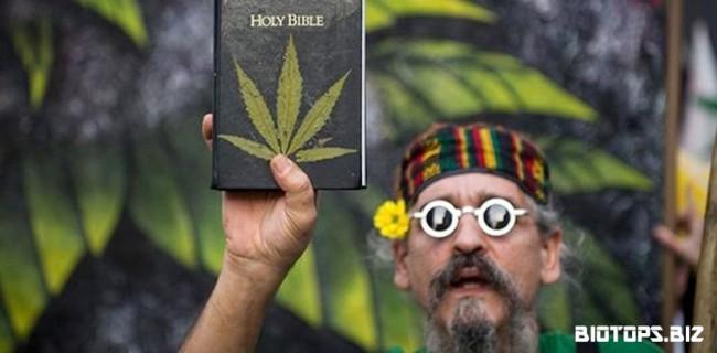 première église du cannabis