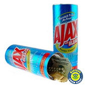 Ajax avec compartiment secret
