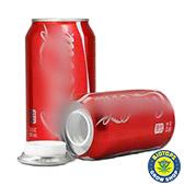 boite secrète soda cola