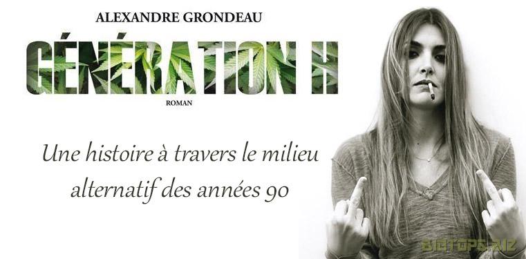 Alexandre Grondeau Génération H