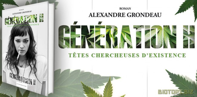 Alexandre Grondeau : la génération H c'est nous, c'est vous