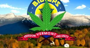 Biotops en faveur de la légalisation du cannabis dans le vermont