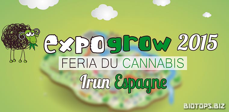 Expogrow 2015 salon du cannabis biotops biz for Salon du cannabis 2017