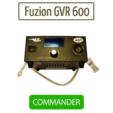 Vaporisateur de cannabis Fuzion GVR 600