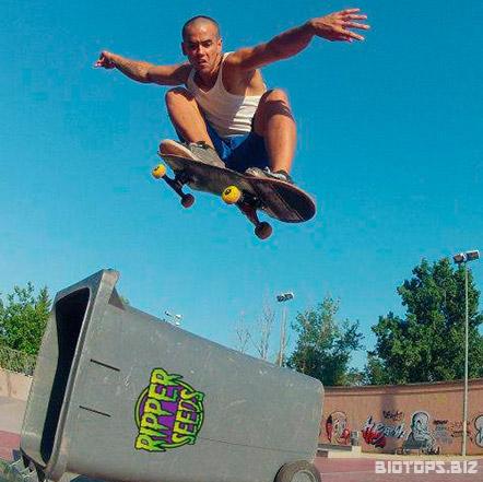 Diego Pulido Skater