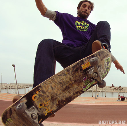 Eduardo Corera Skater