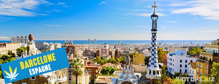 Barcelone cannabis