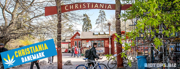 Christiania cannabis