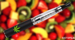 Cigarette électronique cannabis ou e-liquide cannabis