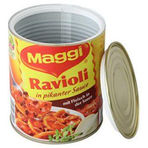 boite ravioli cachette