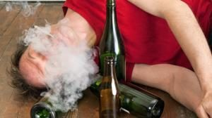 alcool et cannabis