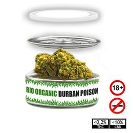 cbd cannabis durban poison