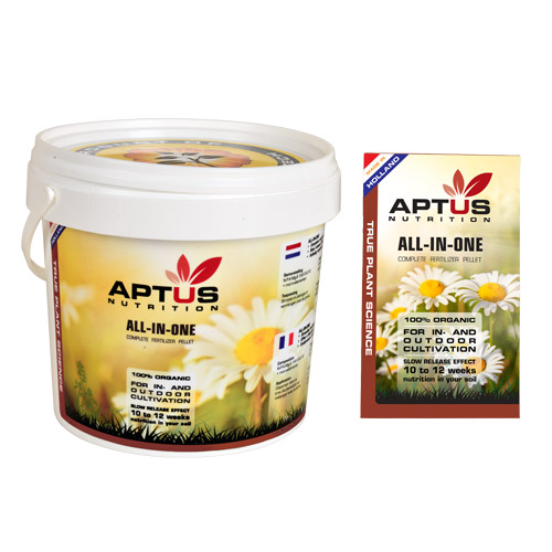 Aptus All-In-One granulés